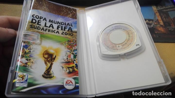 Videojuegos y Consolas: COPA MUNDIAL DE LA FIFA SUDAFRICA 2010. PSP - Foto 2 - 165610162
