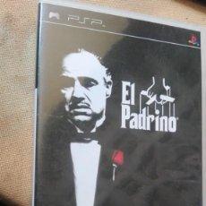 Videojuegos y Consolas: VIDEOJUEGO EL PADRINO PARA SONY PSP.. Lote 165610694