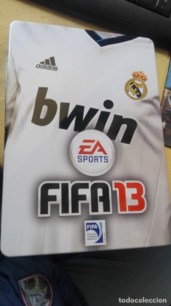 FIFA 13 PSP PLAYSTATION PLAY CAJA METALICA (Juguetes - Videojuegos y Consolas - Sony - Psp)