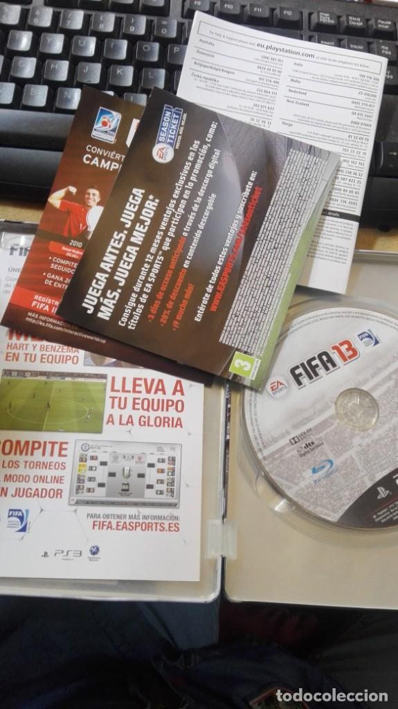 Videojuegos y Consolas: FIFA 13 PSP PLAYSTATION PLAY caja metalica - Foto 2 - 165611234