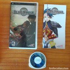 Videojuegos y Consolas: BLADE DANCER LINEAGE OF LIGHT. JUEGO PSP SONY PLAYSTATION PORTABLE RPG. Lote 165844554