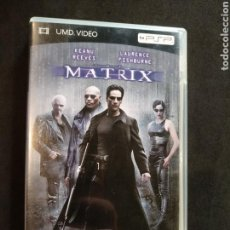 Videojuegos y Consolas: MATRIX. UMD VIDEO PARA PSP. Lote 166293429