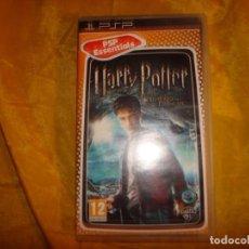 Videojuegos y Consolas: HARRY POTTER Y EL MISTERIO DEL PRINCIPE. SONY, PSP. Lote 167047972