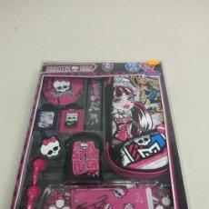 Videojuegos y Consolas: J6- KIT 16 EN 1 COMPATIBLE PSP & VITA MONSTER HIGH NUEVO VIEJO STOCK. Lote 168722804