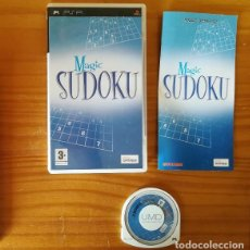 Videojuegos y Consolas: MAGIC SUDOKU. JUEGO PSP SONY PLAYSTATION PORTABLE 505 GAMES. Lote 169100652