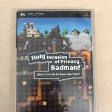 Videojuegos y Consolas: HOLY INVASION OF PRIVACY OF BATMAN!. Lote 171675267