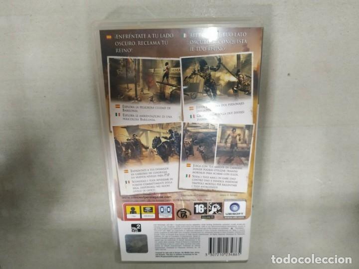 Videojuegos y Consolas: Prince of persia Rival Swords - - PSP - PAL ESP - Foto 2 - 172607765