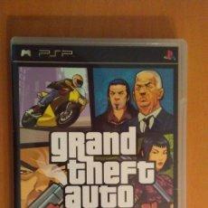 Videojuegos y Consolas: GRAND THEFT AUTO . CHINATONW WARS . ROCKSTAR GAMES . PSP. ESPAÑA. Lote 172660875