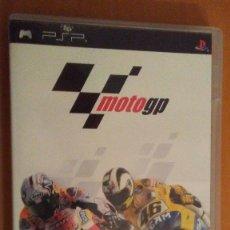 Videojuegos y Consolas: MOTO GP . NAMCO . PSP . ESPAÑA. Lote 172661583