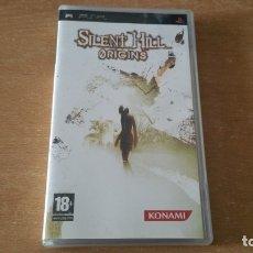 Videojogos e Consolas: SILENT HILL ORIGINS PSP PAL ESPAÑA COMPLETO. Lote 172815435