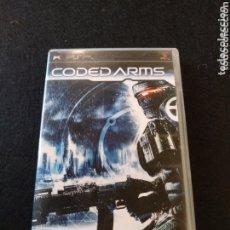 Videojuegos y Consolas: JUEGO PSP CODED ARMS. Lote 173384534