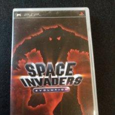 Videojuegos y Consolas: JUEGO PSP SPACE INVADERS. Lote 173385123