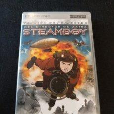 Videojuegos y Consolas: PSP STEAMBOY, UMD VIDEO. Lote 173385920