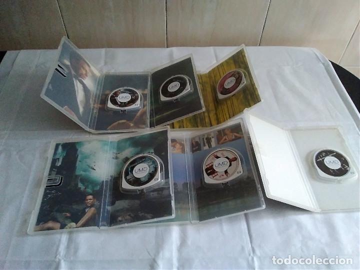 Videojuegos y Consolas: 1-LOTE DE 6 UMD PARA PSP - Foto 3 - 173479213