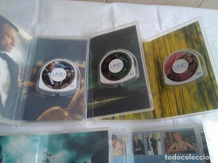 Videojuegos y Consolas: 1-LOTE DE 6 UMD PARA PSP - Foto 4 - 173479213