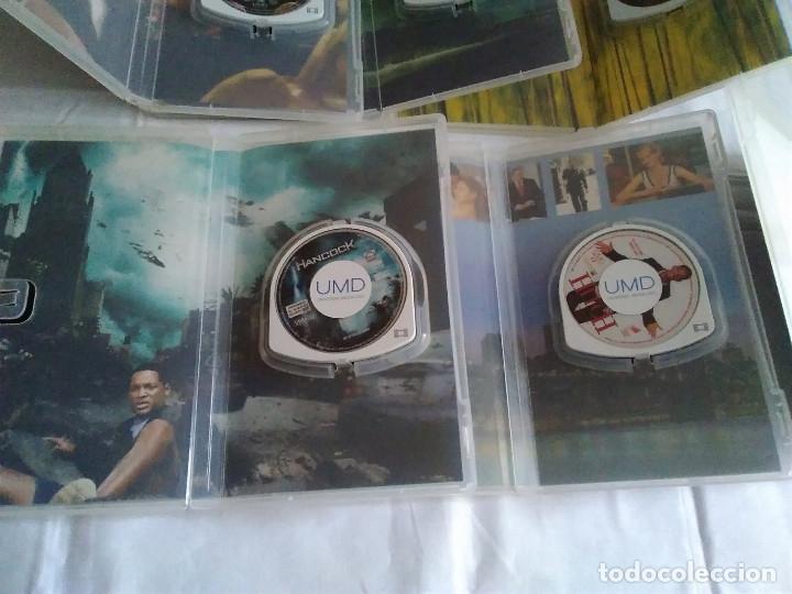 Videojuegos y Consolas: 1-LOTE DE 6 UMD PARA PSP - Foto 5 - 173479213