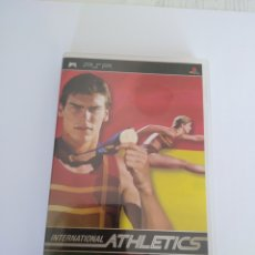 Videojuegos y Consolas: JUEGO SONY PSP PLAYSTATION PORTABLE. INTERNATIONAL ATHLETICS. COMPLETO. Lote 174446149