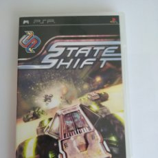 Videojuegos y Consolas: JUEGO SONY PSP PLAYSTATION PORTABLE. STATE SHIFT. COMPLETO. Lote 174501442