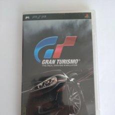 Videojuegos y Consolas: JUEGO SONY PSP PLAYSTATION PORTABLE. GRAN TURISMO. COMPLETO. Lote 174505915