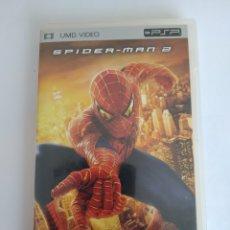 Videojuegos y Consolas: PELÍCULA SONY PSP PLAYSTATION PORTABLE. UMD VIDEO SPIDERMAN 2.. Lote 174506932