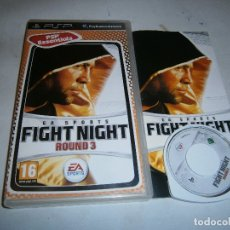 Videojuegos y Consolas: EA SPORTS FIGHT NIGHT ROUND 3 PLAYSTATION 3 PAL . Lote 174521577