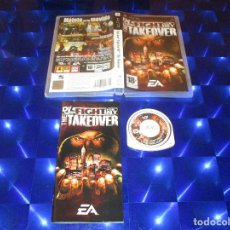 Videojuegos y Consolas: DEF JAM FIGHT FOR NY ( THE TAKEOVER ) - PSP - ULES 00390 - EA - METETE EN LA MOVIDA. Lote 175266828
