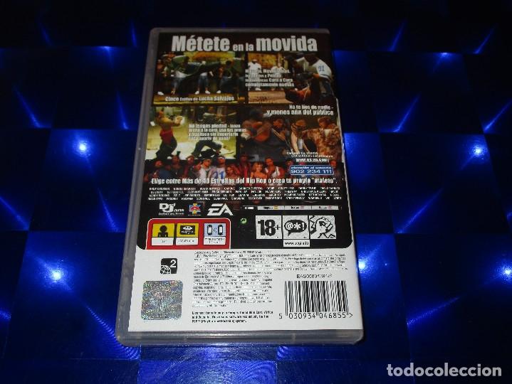 Videojuegos y Consolas: DEF JAM FIGHT FOR NY ( THE TAKEOVER ) - PSP - ULES 00390 - EA - METETE EN LA MOVIDA - Foto 3 - 175266828