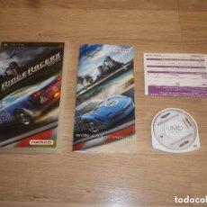 Videojuegos y Consolas: PSP JUEGO RIDGE RACERS VERSIÓN JAPONESA. Lote 175391089