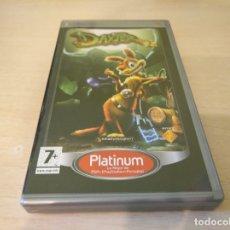 Videojuegos y Consolas: DAXTER PSP COMPLETO PLATINUM. Lote 176199355