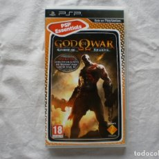 Videojuegos y Consolas: GOD OF WAR. GHOSF OF SPARTA. PSP ESSENTIALS. Lote 177071478