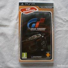 Videojuegos y Consolas: GRAN TURISMO. PSP ESSENTIALS. Lote 177071567