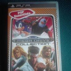Videojuegos y Consolas: SEGA MEGADRIVE COLLECTION - PSP. Lote 177823648