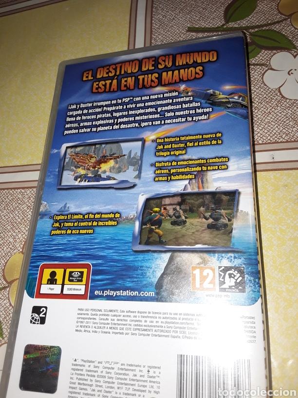 Videojuegos y Consolas: Jak Daxter, la frontera perdida, psp sony - Foto 2 - 178127815