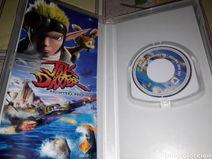 Videojuegos y Consolas: Jak Daxter, la frontera perdida, psp sony - Foto 3 - 178127815