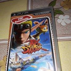 Videojuegos y Consolas: JAK DAXTER, LA FRONTERA PERDIDA, PSP SONY. Lote 178127815