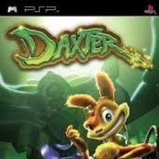 Videojuegos y Consolas: LOTE OFERTA JUEGO SONY PSP - DAXTER - SIN MANUAL. Lote 180151947