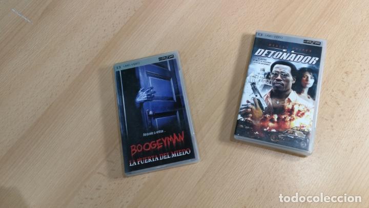 Videojuegos y Consolas: LOTE DE PELÍCULAS PARA PSP - Foto 2 - 180514041
