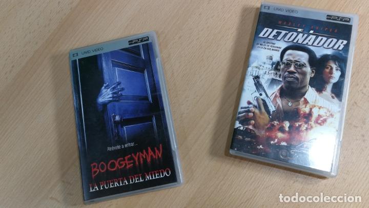 Videojuegos y Consolas: LOTE DE PELÍCULAS PARA PSP - Foto 3 - 180514041