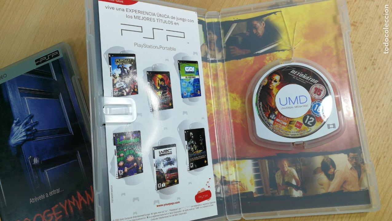 Videojuegos y Consolas: LOTE DE PELÍCULAS PARA PSP - Foto 9 - 180514041