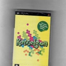 Videojuegos y Consolas: KAMELEON [PSP] ¡UN NUEVO JUEGO DE PUZLES DIVERTIDOS Y ADICTIVO!. Lote 180886313