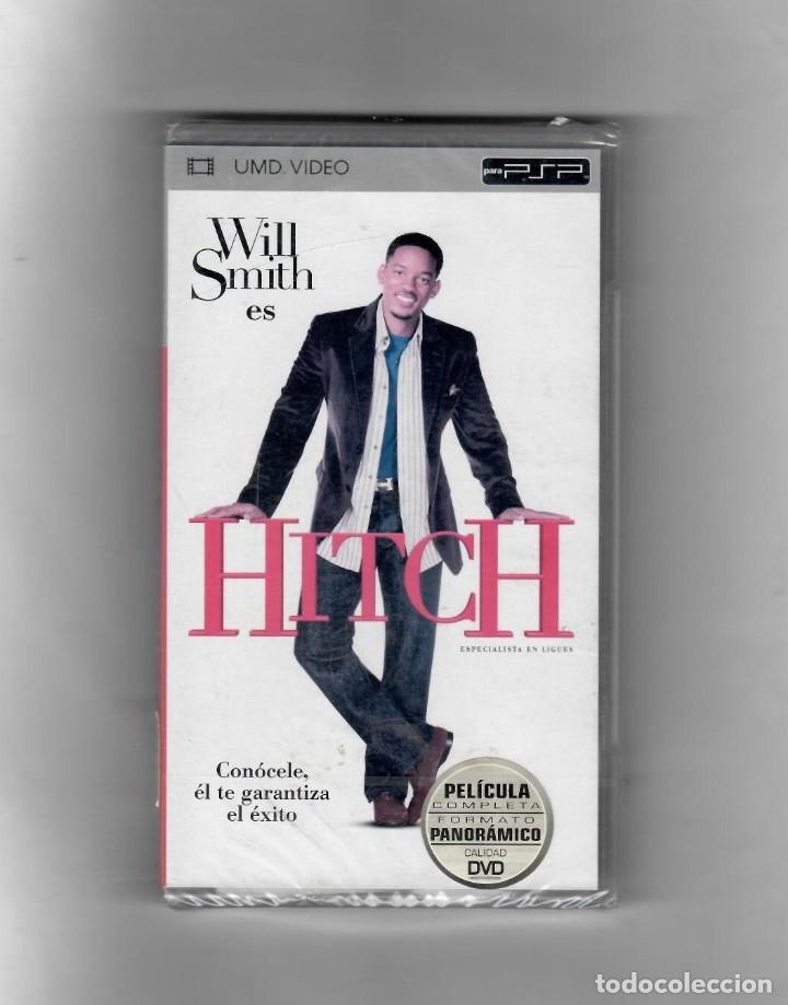 HITCH [UMD VIDEO] PSP, NUEVO PRECINTADO, PELÍCULA COMPLETA (Juguetes - Videojuegos y Consolas - Sony - Psp)