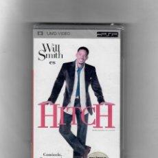Videojuegos y Consolas: HITCH [UMD VIDEO] PSP, NUEVO PRECINTADO, PELÍCULA COMPLETA. Lote 49610020