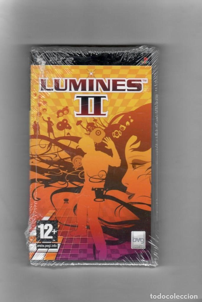 LUMINES II [PSP ]IDIOMA ESPAÑOL, FRANCÉS,ITALIA, ALEMANIA -SEGUNDA MANO NUEVO (Juguetes - Videojuegos y Consolas - Sony - Psp)