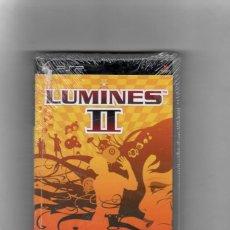 Videojuegos y Consolas: LUMINES II [PSP ]IDIOMA ESPAÑOL, FRANCÉS,ITALIA, ALEMANIA -SEGUNDA MANO NUEVO. Lote 49607086
