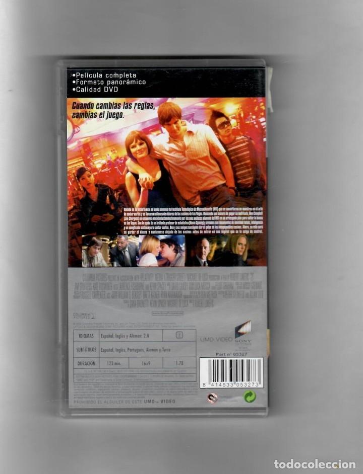 Videojuegos y Consolas: 21: Black jack [UMD VIDIO] PSP Segunda mano bueno - Foto 2 - 49610582