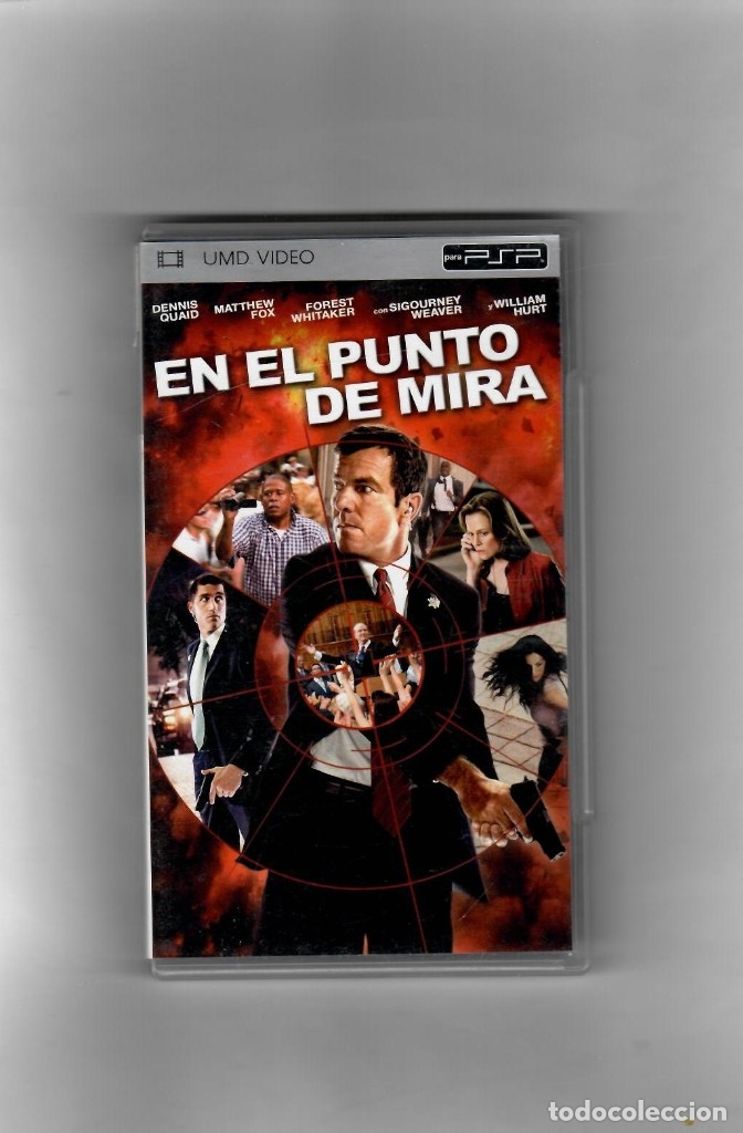 EN EL PUNTO DE MIRA [UMD VIDEO]PSP (Juguetes - Videojuegos y Consolas - Sony - Psp)