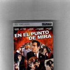 Videojuegos y Consolas: EN EL PUNTO DE MIRA [UMD VIDEO]PSP. Lote 49610698