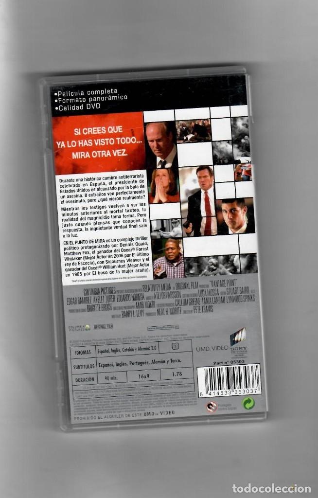 Videojuegos y Consolas: En el Punto de mira [UMD VIDEO]PSP - Foto 2 - 49610698