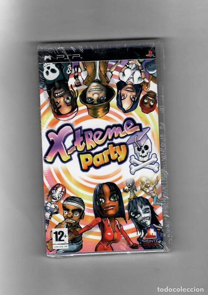 X-TREME PARTY [PSP] NUEVO PRENCITADO (Juguetes - Videojuegos y Consolas - Sony - Psp)