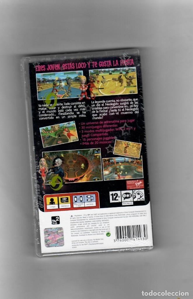 Videojuegos y Consolas: X-treme Party [PSP] NUEVO PRENCITADO - Foto 2 - 58516220